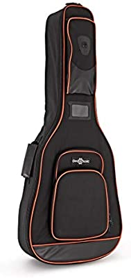 Funda de Guitarra Acustica Dreadnought Profesional de Gear4music ...