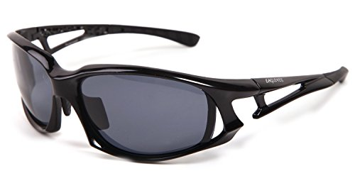 Hulislem Blade Sport Polarized Sunglasses, Revo Blue - - How Great They Are These Sunglasses Much Are