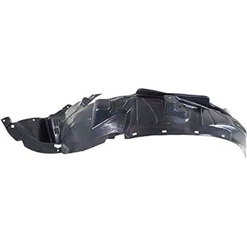 For 2006-2008 Honda Pilot Front Inner Fender Liner Splash Shield Lh