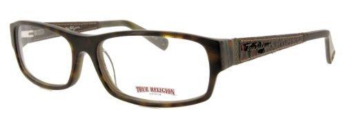 True Religion Jeans Mens / Ladies Rx Eyeglasses Eyewear Optical Glasses & Case Reno Demi - Sunglasses Reno