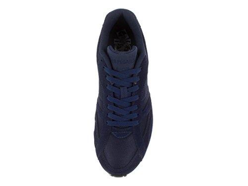 Zapatillas Running Nike Air Pegasus New Racer Para Hombre Midnight Navy / Blanco-blanco