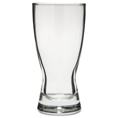 (LIB178 - Libbey Hourglass Pilsner Glasses, 10 Oz, 5 3/4amp;quot; Tall)
