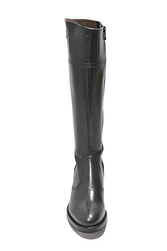 Nero Giardini, Damen Stiefel & Stiefeletten  schwarz schwarz