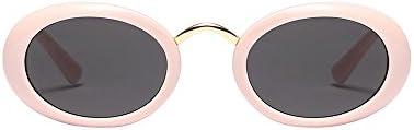 [해외]Glasses Hergoto Women Vintage Oval Shape Sunglasses Retro Eyewear Fashion Ladies Man(C) / Glasses Hergoto Women Vintage Oval Shape Sunglasses Retro Eyewear Fashion Ladies Man(C)