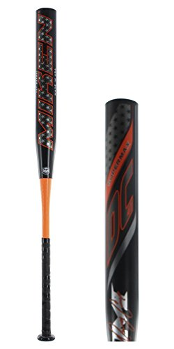 Extreme Composite Baseball Bat (2018 Miken DC-41 Supermax ASA Denny Crine Signature Model 34