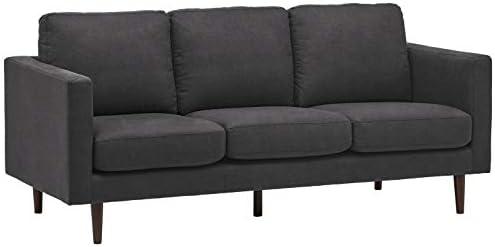 Amazon Brand Rivet Revolve Modern Upholstered Sofa Couch