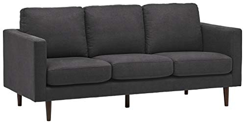 Rivet Revolve Mid-Century Modern Sectional Sofa Couch, 80