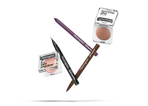 Neutrogena Precision Liquid Eyeliner With Honey & Coconut, Hypoallergenic, Smudge- & Water-resistant Eyeliner Makeup for Precise Application, Jet Black, 0.013 Oz
