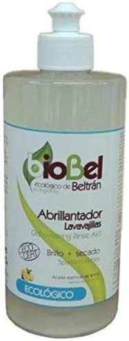 BioBel Abrillantador Lavavajillas Eco - 500 ml: Amazon.es: Salud y ...