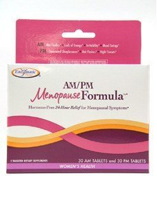 - Enzymatic Therapy AM PM Menopause Formula -- 60 Tablets by Enzymatic