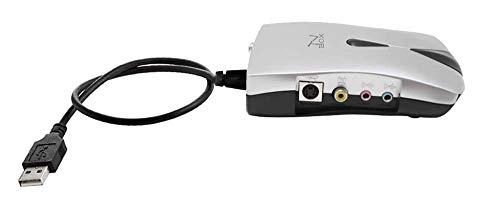 - AllAboutAdapters USB-Based NTSC TV Tuner + USB Digital Video Recorder for Win7 Vista XP