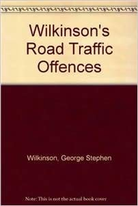 Wilkinsons Road Traffic Offences