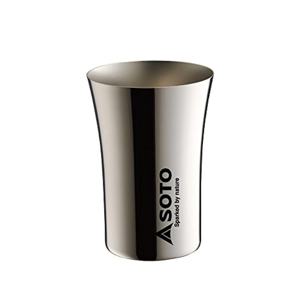 [해외] 쏘토 SOTO 스테인레스 비어 텀블러 300ML ST-BT30