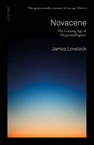 Novacene por James Lovelock