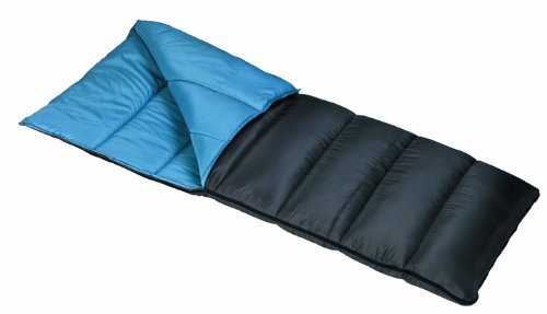Mountain Trails Allegheny 25-Degree Oversized Sleeping Bag, Outdoor Stuffs
