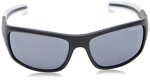 Black Black Gafas Gläser S3 negro talla Alpina de ciclismo White; Matt única Mirror Testido Fassung 8Rw5Sx7q5