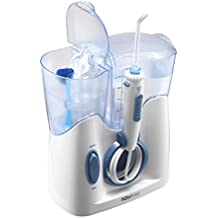 H2ofloss Water Flosser 800ml Large Capacity with 12 Multifunctional Tips Dental Oral Irrigator IPX7 Waterproof for Braces & Bridges Dental Care and Teeth Cleaning
