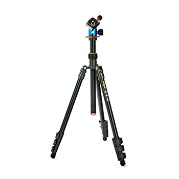 Image of 3 Legged Thing Punks Patti Magnesium Alloy Tripod System with AirHed Mini Designed for Everyday use Load Capacity of 10kg Ideal Starter Tripod Complete Tripods