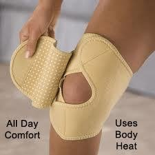 Infrared Knee Wrap Leg Brace Foot Support