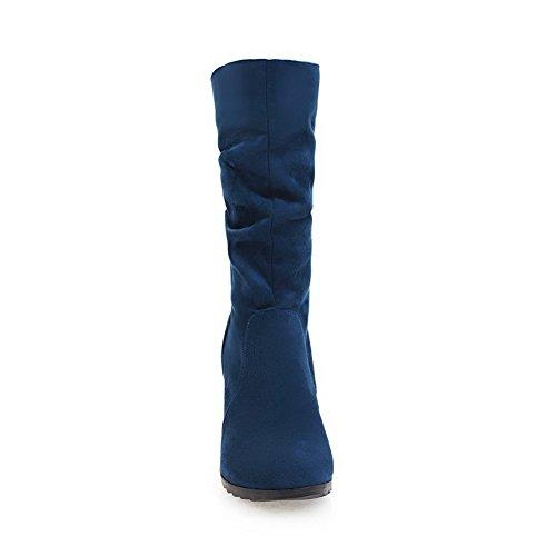 Sandali EU con Donna BalaMasaAbl09879 35 Zeppa BalaMasa ABL09879 Blue Blu 5Eq8c