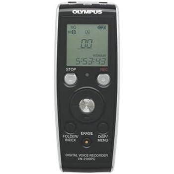 OLYMPUS VN2100PC WINDOWS XP DRIVER