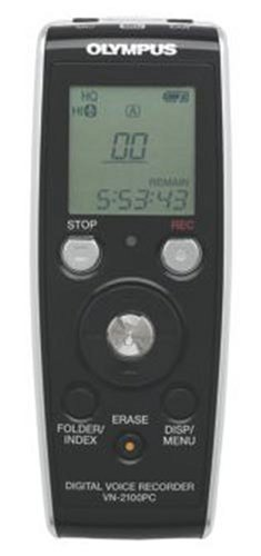 Olympus VN2100PC Digital Voice Recorder