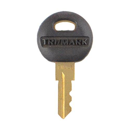Tri-Mark 14472-07-1431 Key for Paddle Latch ()