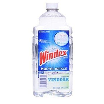 (Windex Vinegar Glass Cleaner Refill, 2 Liter (Packaging May Vary))