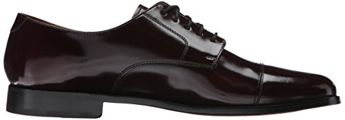Cole Haan Heren Caldwell Lace-up Derby Schoen Bordeaux Rood