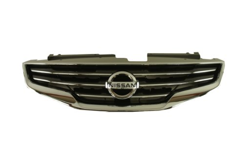 Genuine Nissan Parts 62070-ZX00A Grille Assembly ()
