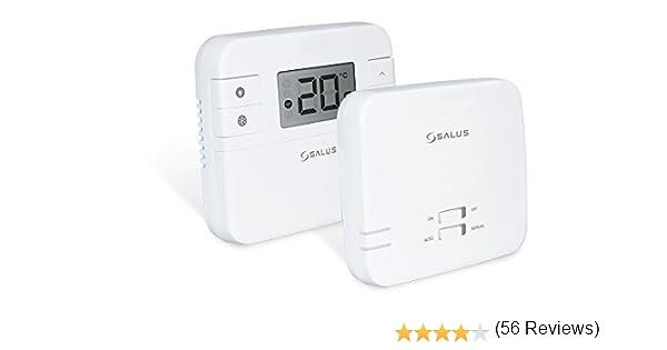 Salus RT310I Termostato de Internet, blanco: Amazon.es: Bricolaje ...