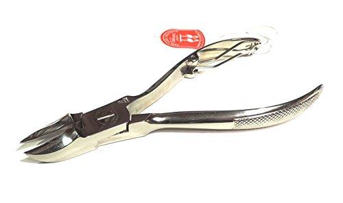 ロバートクラス(独)ニッパー爪切13cm アゴ付強力刃 B016IGIU0G