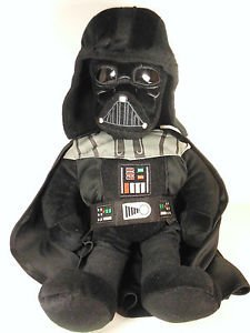 Star Wars Darth Vader 20 Plush Backpack - BRAND NEW Licensed Product
