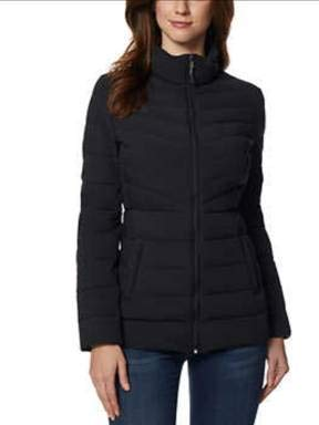32 DEGREES Women Outerwear, BLAC...