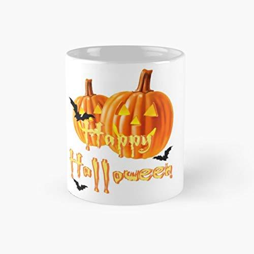 Diy Halloween 110z Mugs