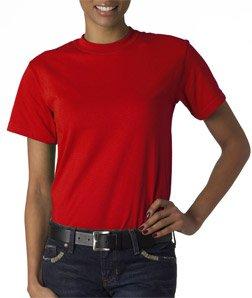 Gildan Activewear Heavy Cotton Tee Shirt, RED