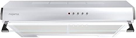 Mepamsa Modena 60 - Campana aspirante convencional, color blanco: Amazon.es: Grandes electrodomésticos
