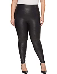 Womens Ready-to-Wow!¿ Faux Leather Leggings