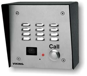Viking Electronics Speakerphone - Viking Electronics E-35 Handsfree Speakerphone - Stainless Steel