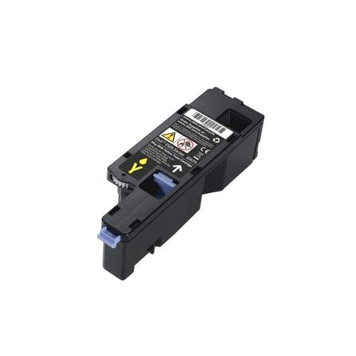 Dell 3581G Yellow Toner Cartridge for E525w Laser Printer ()