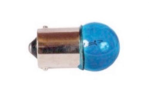 4x Glühlampe Glühbirne Blinker Birne BA15S 12V 10W blau Auto, Motorrad, Roller, Quad **