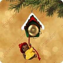 Hallmark Keepsake Ornament - Calling All Firefighters 2002 (QX8746)