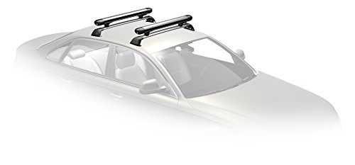 Whispbar WB300 Snow Mount - Rooftop Ski Rack and Snowboard Holder