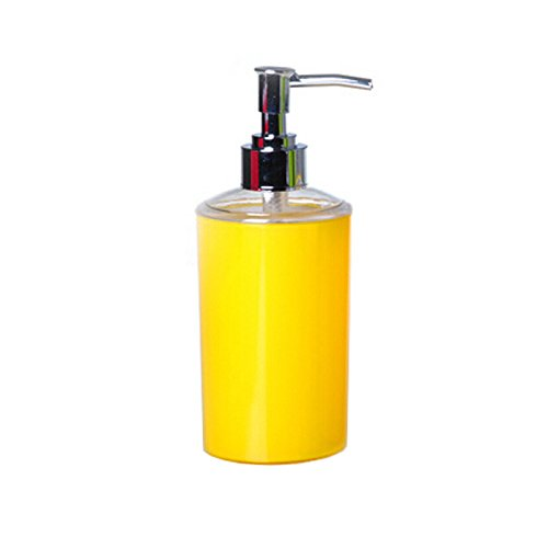 yellow pump dispenser - 7