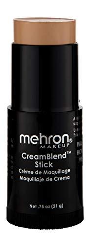 Mehron Makeup CreamBlend Stick (.75 oz) (WARM HONEY)