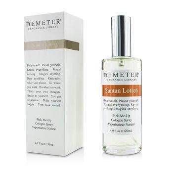 Demeter Suntan Lotion for Women-4-Ounce Cologne Spray W-6300