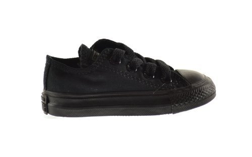 Converse Chuck Taylor OX Baby Toddlers Shoes Black 714786f (9 M US) -