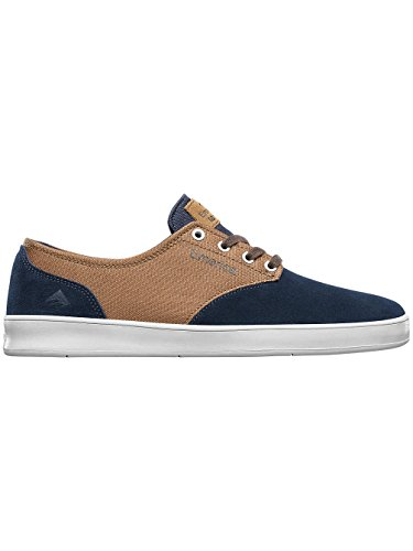white Baskets Romero Homme The Emerica brown Laced Navy 1wF0OqB