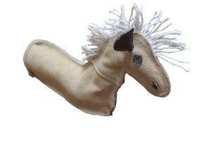 Aussie Naturals Krinkle Horse Dog Toy XL