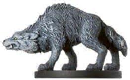 C Timber Wolf #27 Deathknell D/&D Miniatures